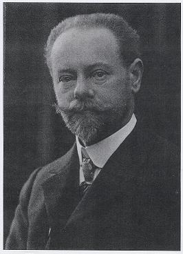 Apotheker Joseph Schedel des Wissenschaftlich-humanitäre Komitee München